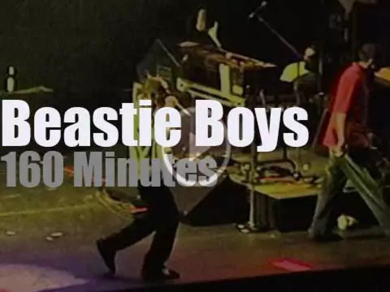 Beastie Boys rock Long Island (1995)