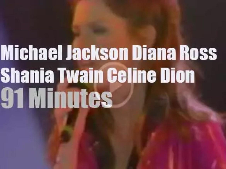 Diana, Michael, Celine et al are in Monte Carlo (1996)
