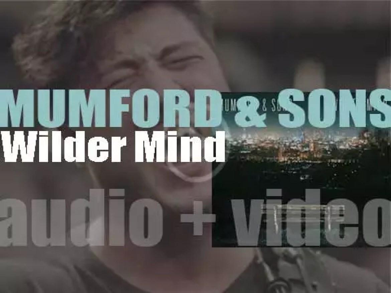 Mumford & Sons release 'Wilder Mind,' their third album featuring 'The Wolf' (2015)