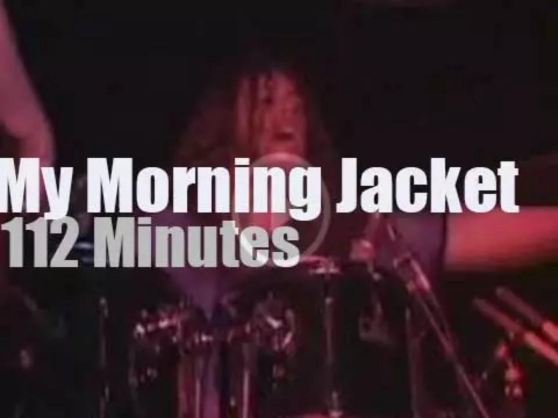 My Morning Jacket visit Austin (2003)