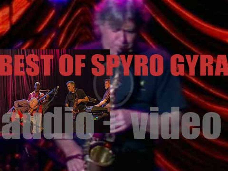 Happy Birthday Jay Beckenstein. The exact day for a 'Spyro Gyra at their best' playlist