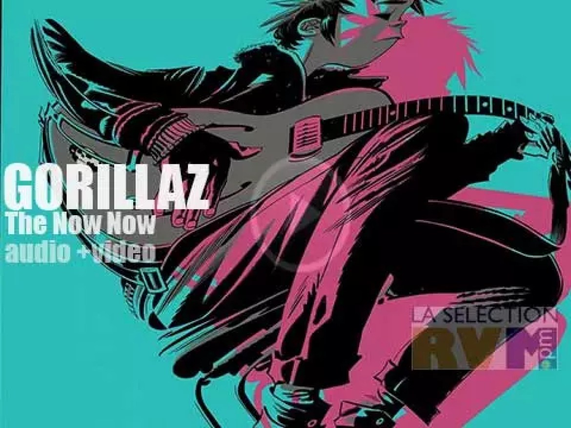 With a little help from George Benson and Snoop Dog, 'The Now Now' by Gorillaz is the pop album we need now. Right now!