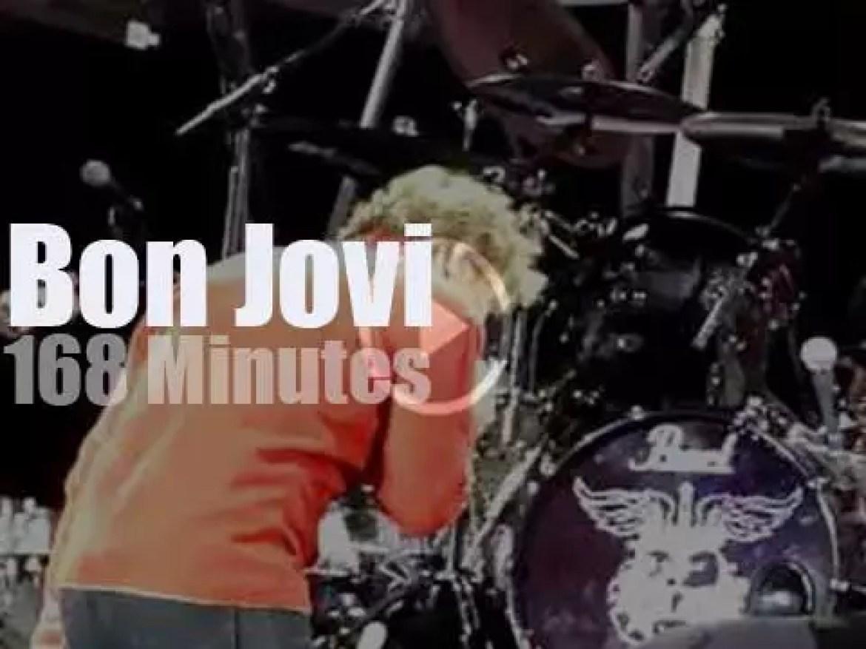 Bon Jovi rock Lisbon (2011)