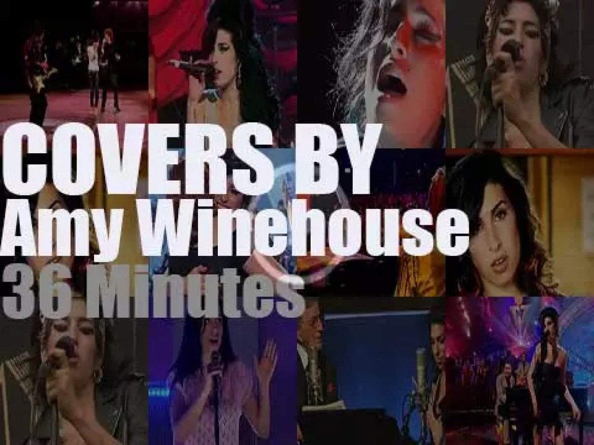 Covers By Amy Winehouse