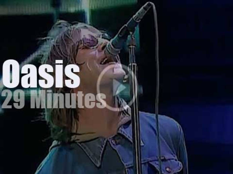 Oasis rock London (2000)