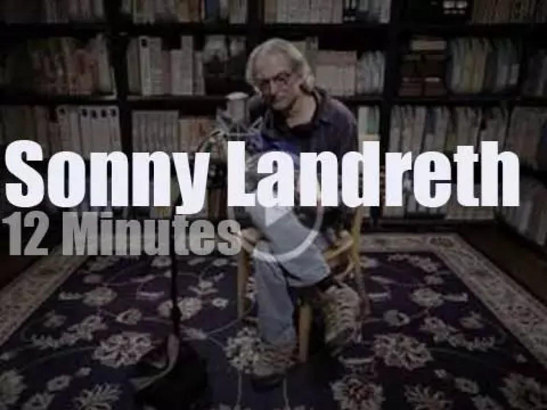 Sonny Landreth plays for Paste Magazine (2017)