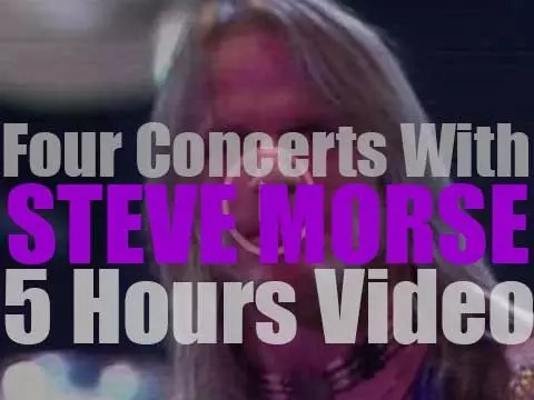 Four Concerts with Steve Morse
