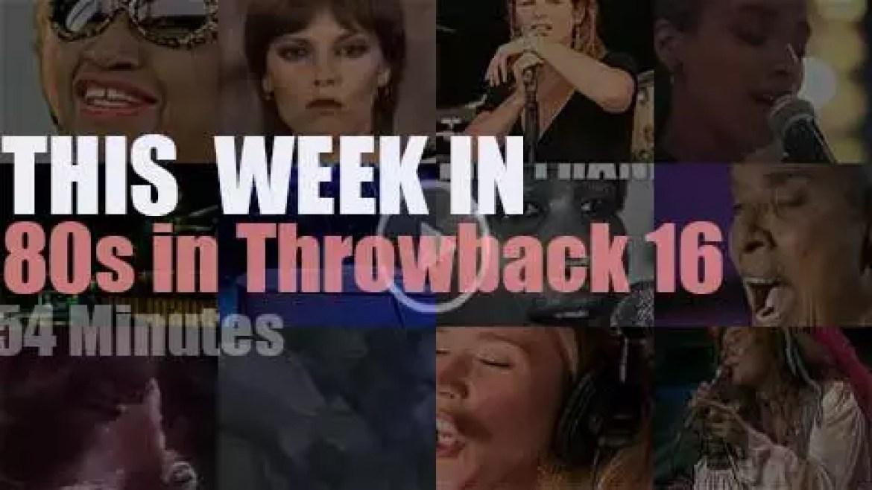 This week In '80s Throwback' 16