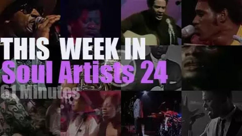 This week In Soul Artists 24
