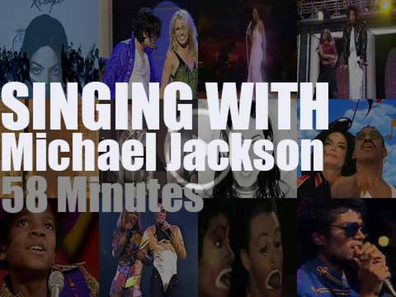 Singing With Michael Jackson