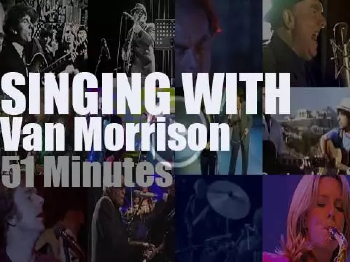 Singing (or Playing) With Van Morrison