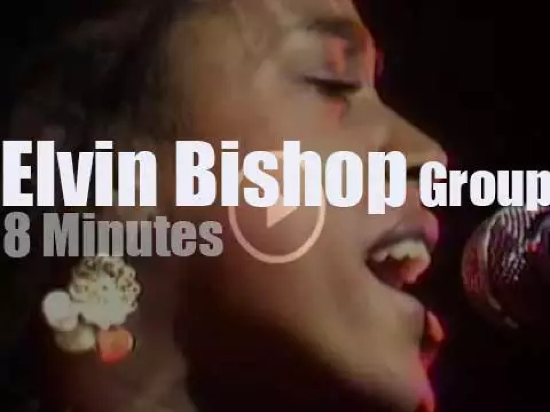 Elvin Bishop & Group play at Fillmore East (1970)