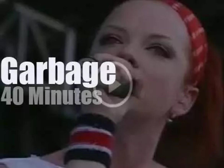 Garbage clean it in San Bernardino (2005)