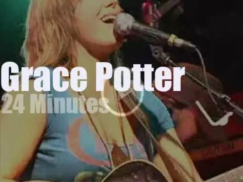 Grace Potter rocks Baltimore (2006)