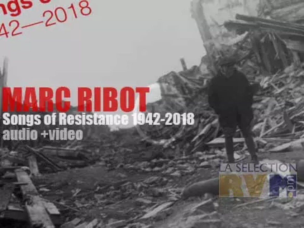 Guitarist Marc Ribot enrols Tom Waits, Meshell Ndegeocello, Steve Earle et al in the resistance. 'Here comes back the protest song'