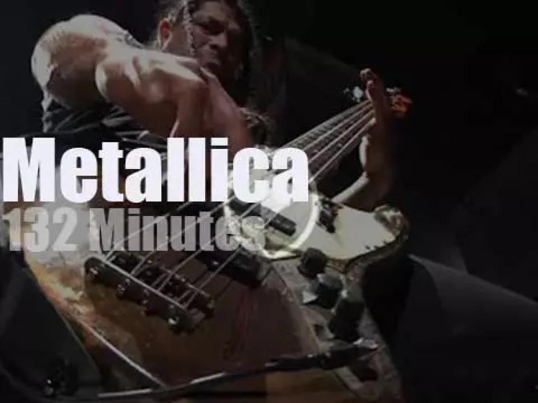 Metallica visit Amsterdam (2017)