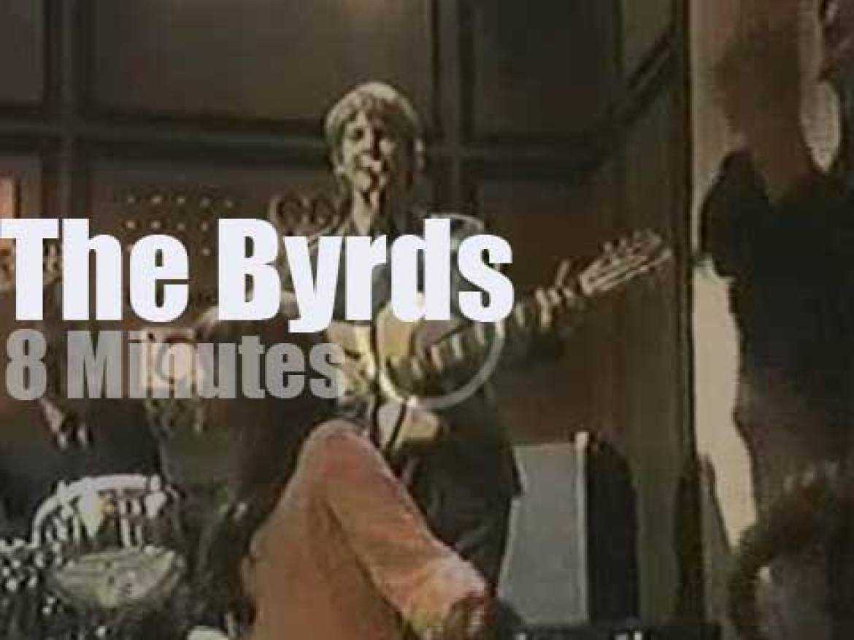 On TV today, The Byrds meet Hugh Hefner at 'Playboy After Dark' (1968)