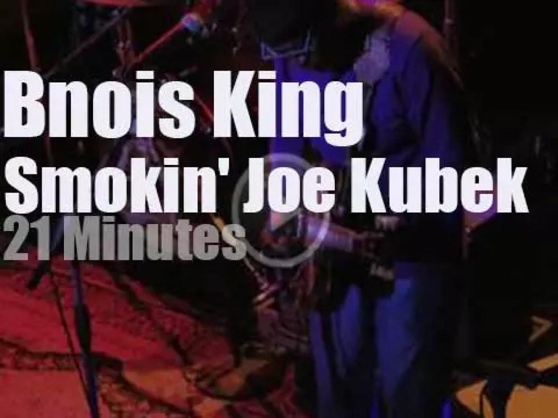 Smokin' Joe Kubek meets Bnois King in Dallas (2014)