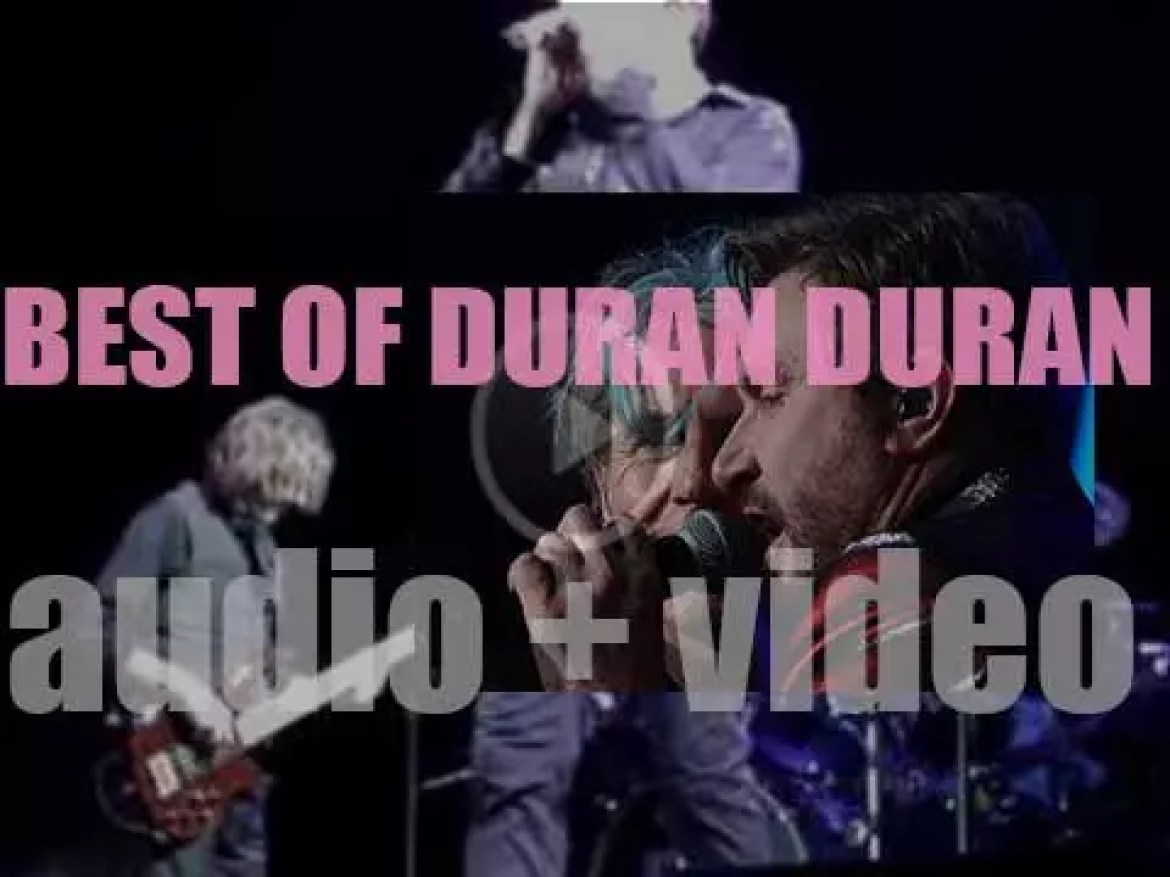 As we wish today a Happy Birthday To Simon Le Bon, the time is perfect for a 'Duran Duran at their bests' post