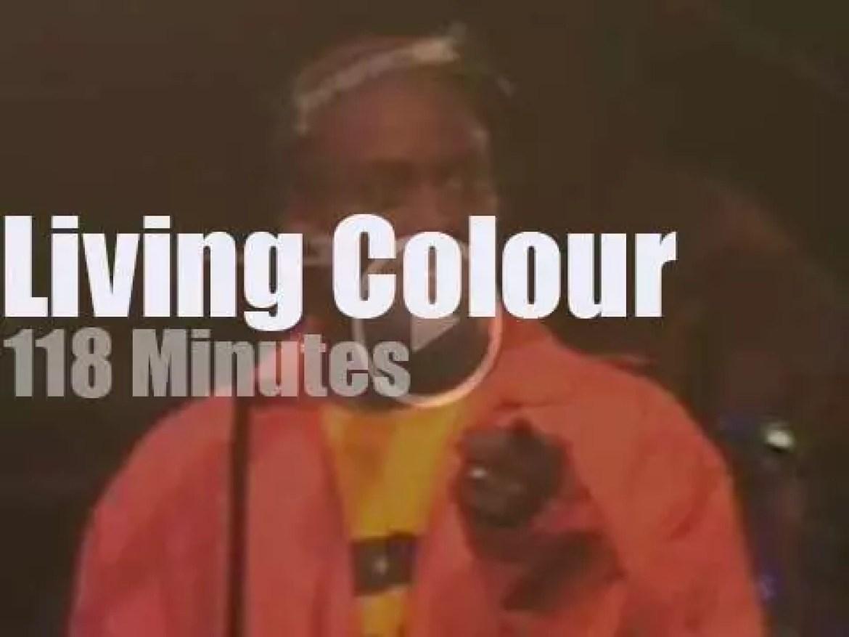 Living Colour visit Amsterdam (2004)
