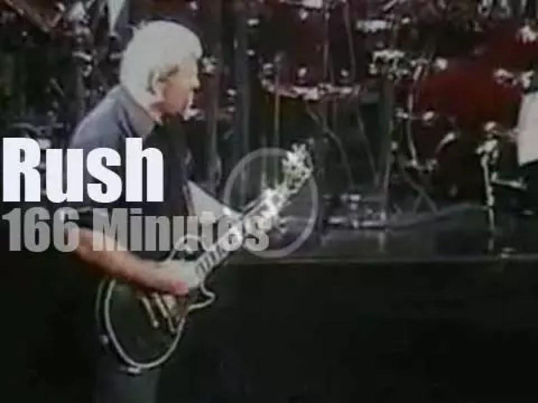 Rush visit Atlanta (2002)