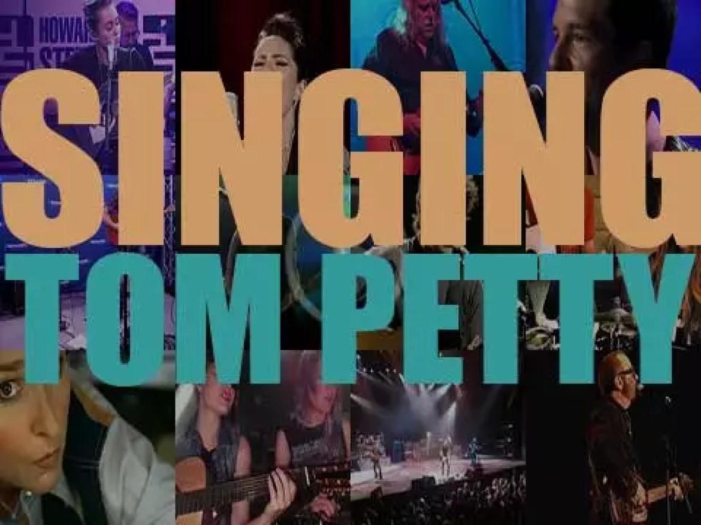 Singing Tom Petty