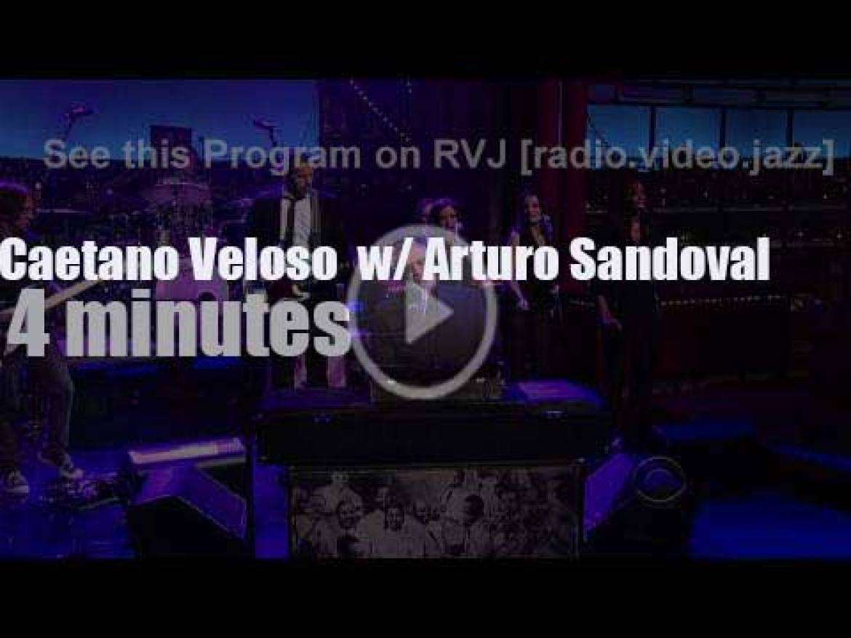 Caetano Veloso meets Arturo Sandoval (2012)
