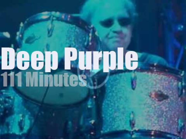 Deep Purple are still heavy in Amsterdam (2014)