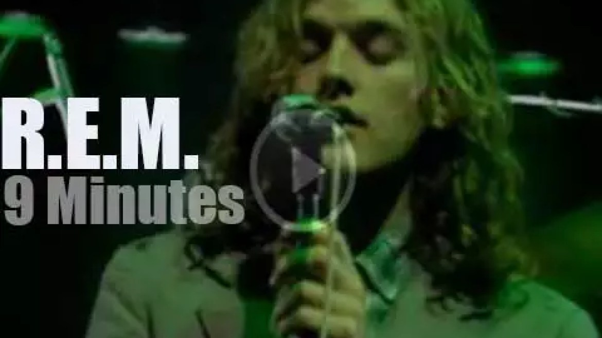 On English TV, R.E.M. at 'OGWT' (1984)