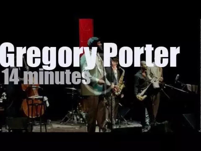 Gregory Porter warms  Umbria (2012)
