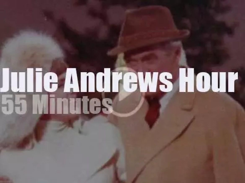 On TV today, Julie Andrews, Jimmy Stewart et al celebrate Christmas (1972)