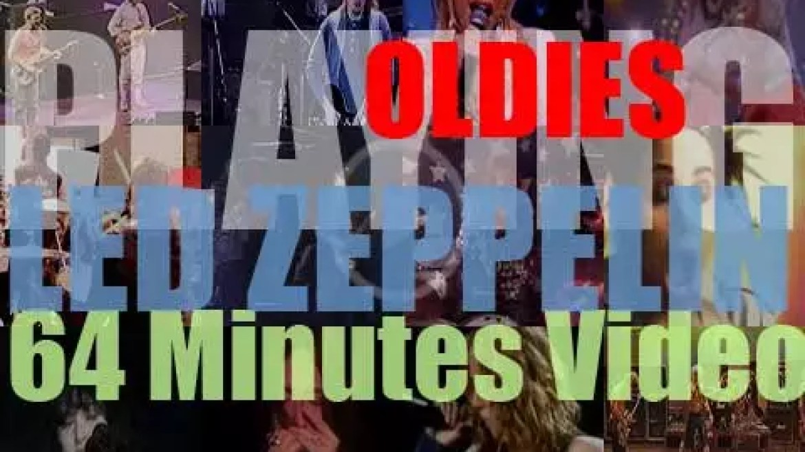 Singing (and Playing) Led Zeppelin OLDIES