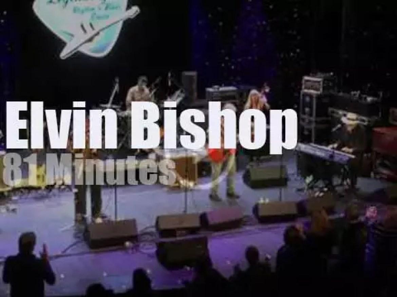 Elvin Bishop  goes cruising (2016)