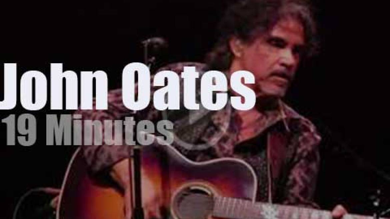 John Oates visits Chicago (2018)