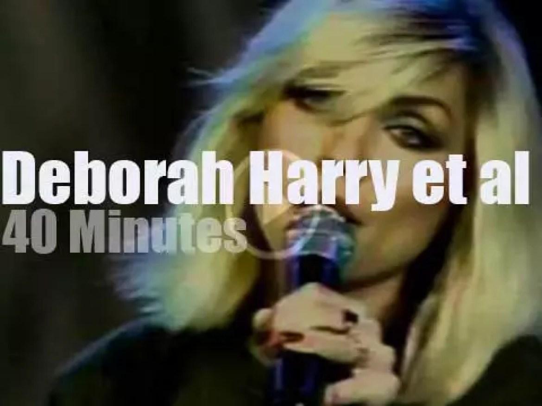On TV today, Deborah Harry hosts 'Solid Gold' (1981)