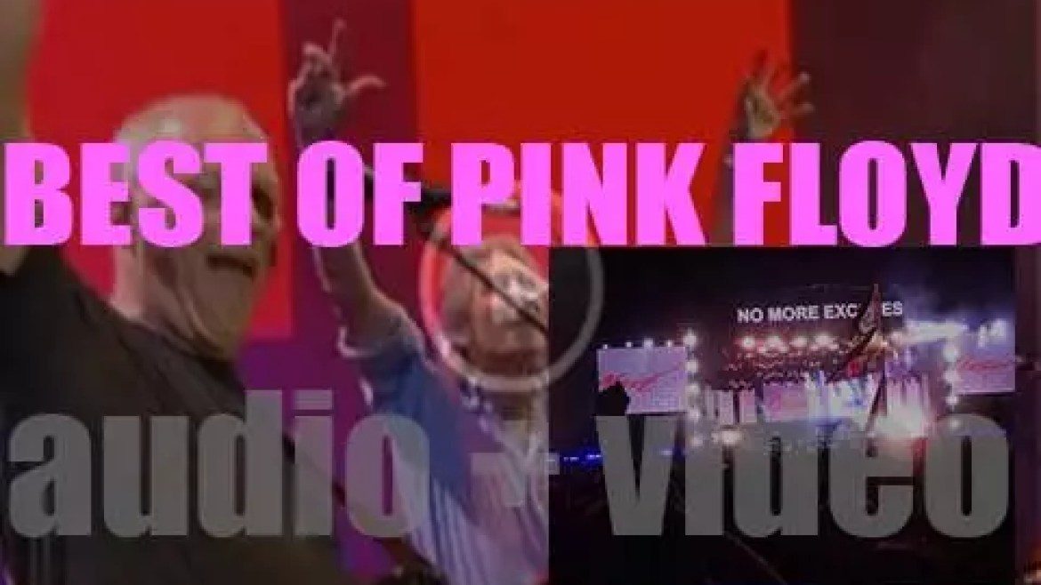 As we wish, today, Pink Floyd's drummer Nick Mason a 'Happy Birthday,' the day is perfect for a 'Pink Floyd at their Bests' post