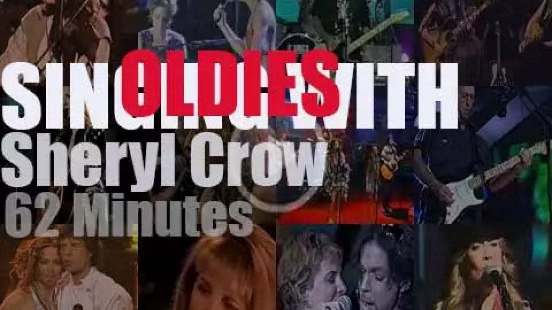 Singing With Sheryl Crow OLDIES