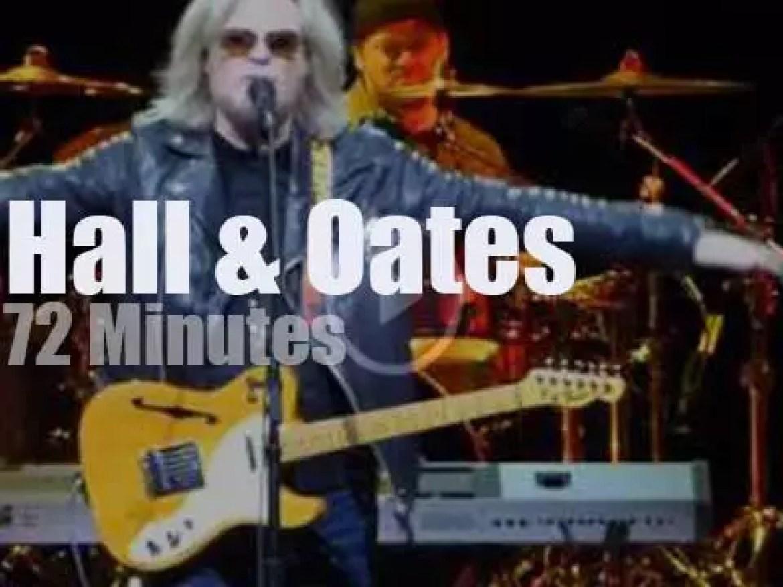 Hall & Oates visit Pennsylvania (2016)