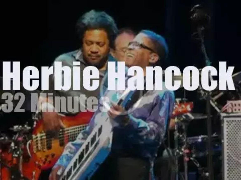 Herbie, Vinnie et al come to Oakland (2018)