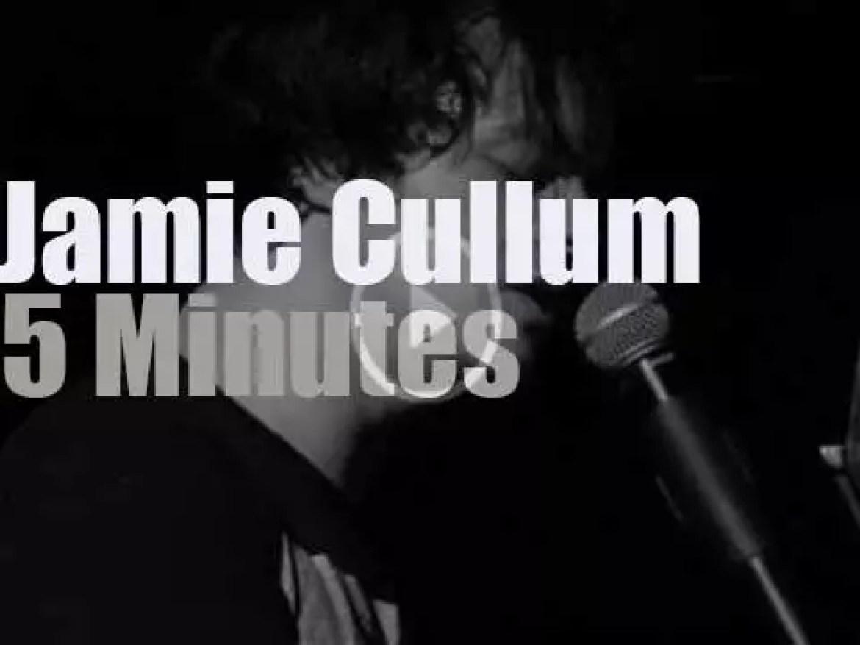 Jamie Cullum sings in Paris (2014)