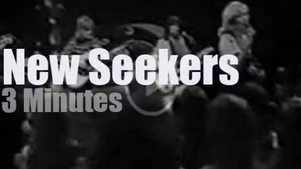 On English TV, The New Seekers  at TOTP (1974)