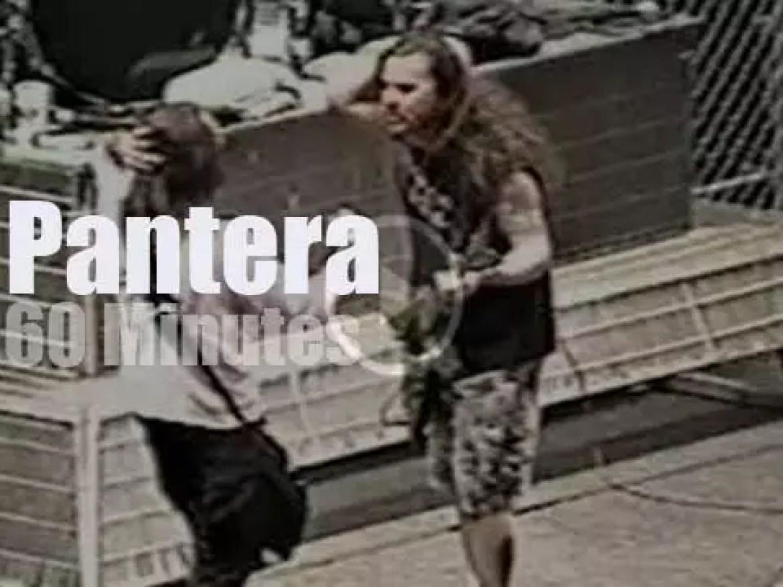 Pantera serenade Philadelphia (1999)
