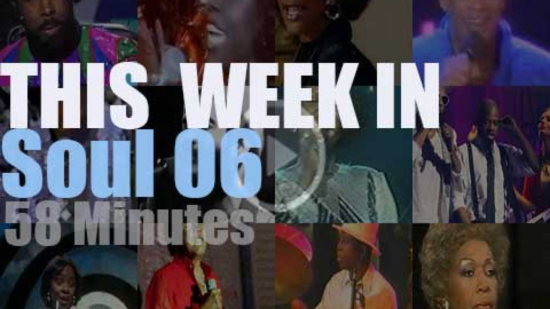 This week In Soul Artists 06