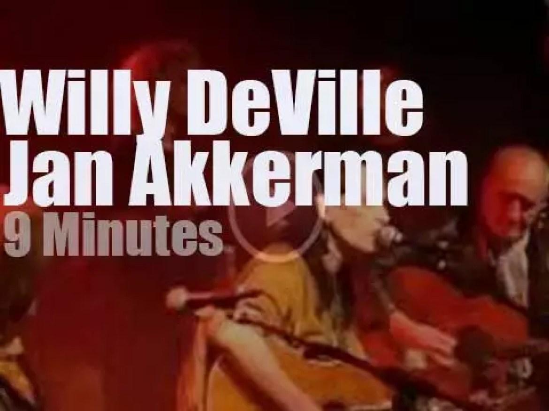Willy DeVille meets Jan Akkerman (2008)