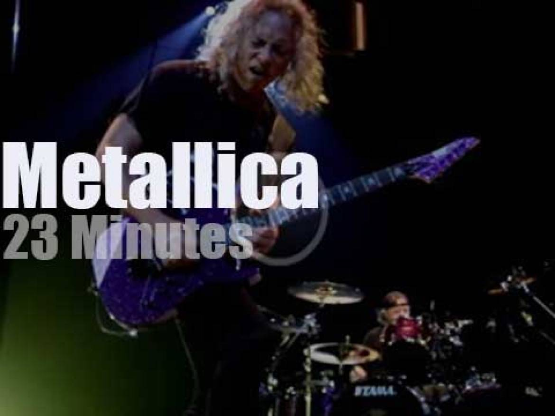Metallica serenade Budapest (2018)