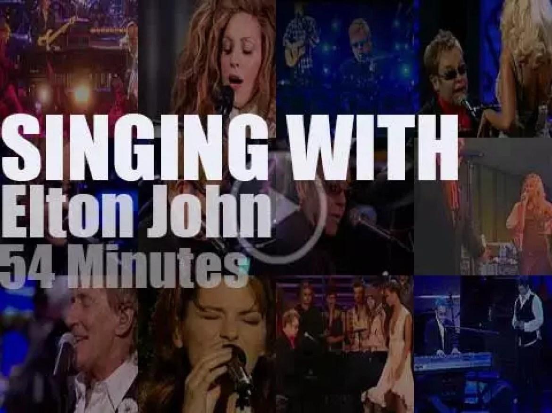 Singing With Elton John