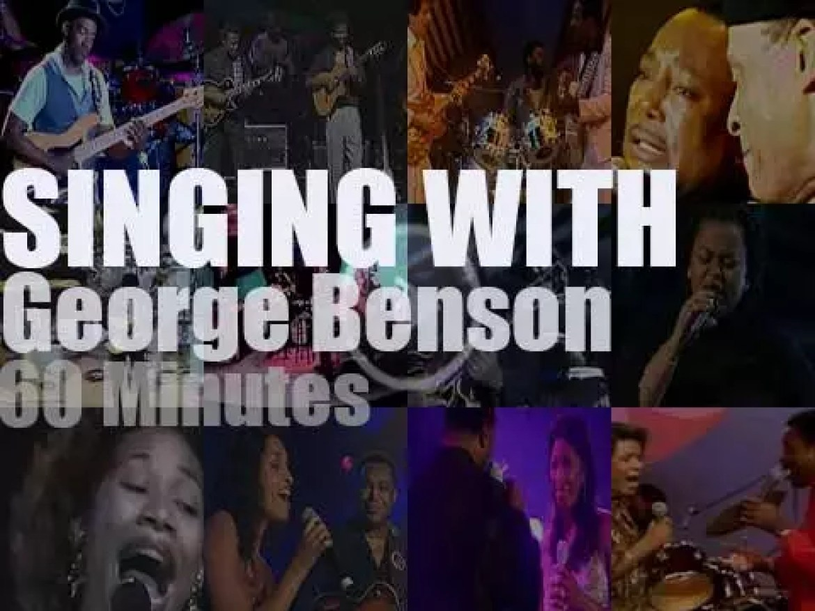 Singing  (and Playing) With George Benson