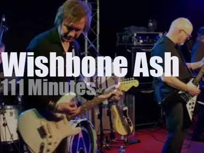 Wishbone Ash rock Paris (2018)