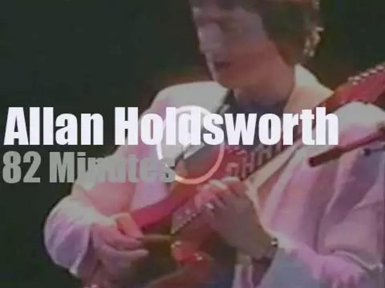 Allan Holdsworth comes to Tokyo (1984)