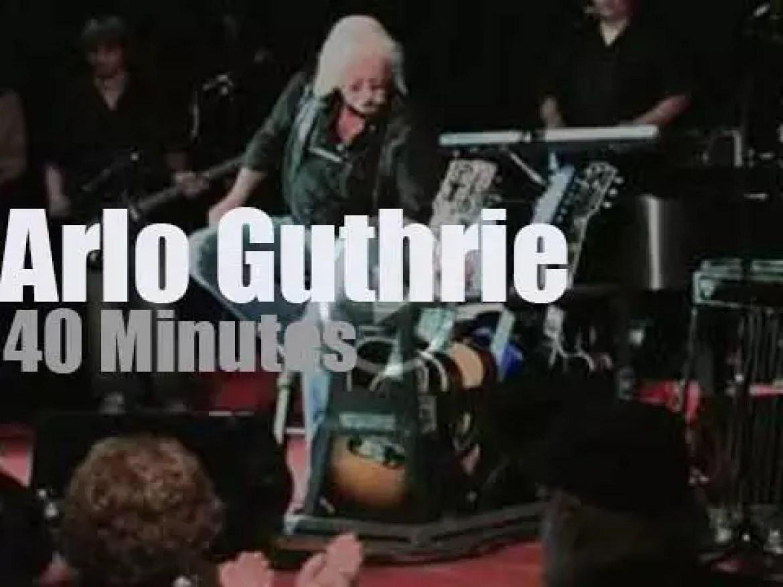 Arlo & Sarah Lee Guthrie sing Guthrie (2011)